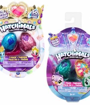 Hatchimals Colleggtibles S6 2-Pack+Nest