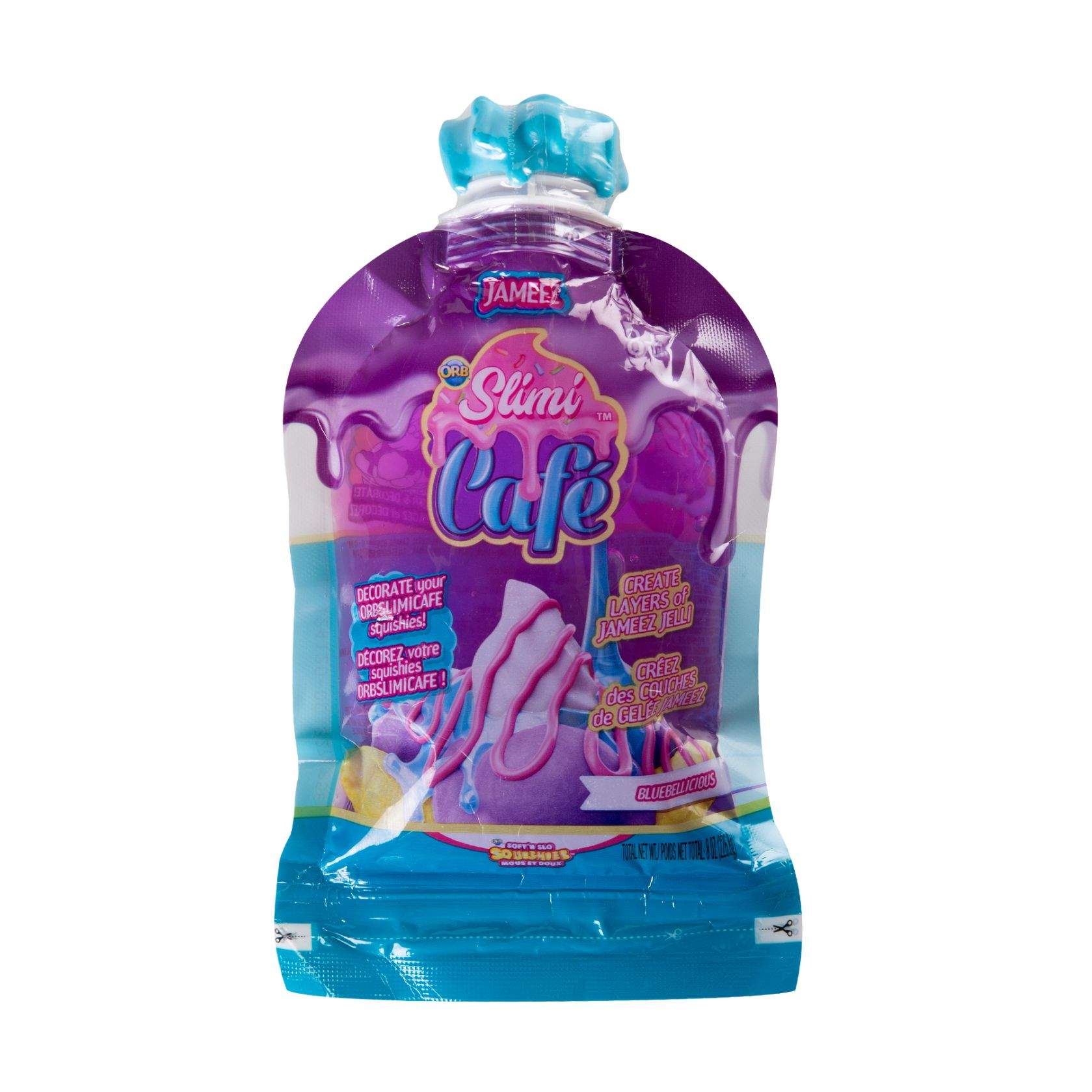 ORB Slimi Cafe Jameez Bluebellicious  Scented