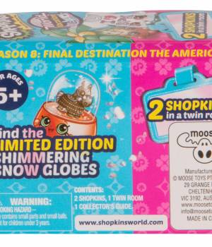 Shopkins S8 America 2 Pack CDU
