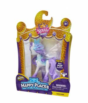 Shopkins Happy Places Single Doll Pack - Gemicorn