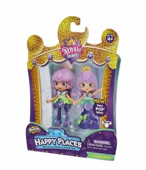 Shopkins Happy Places Single Doll Pack - Princess Beryl