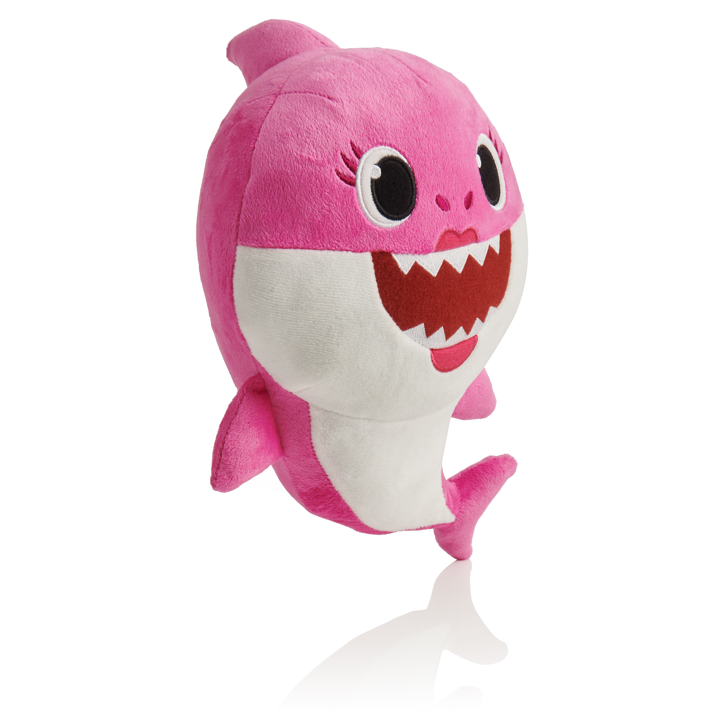 Pinkfong Shark Family Song Doll - Mommy Shark