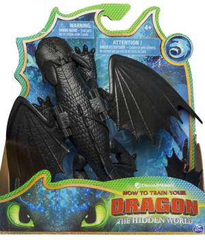 HTTYD Basic Dragon - Toothless
