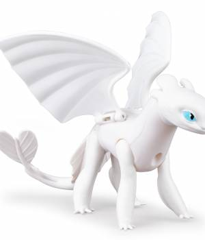 HTTYD Basic Dragon - LightFury