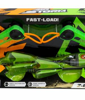 Air Storm Wolf Vs. Falcon Z-Bow - Green