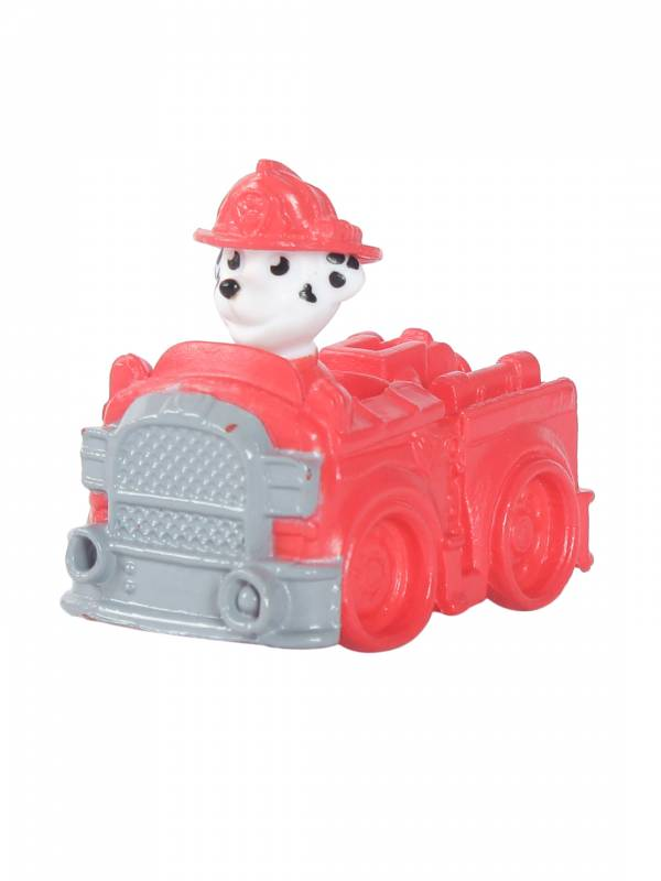 Paw Patrol Pencil Toppers 1 Pc Blister (S1) - Marshall With Fire Truck