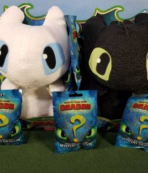HTTYD Squeeze & Growl Toothless
