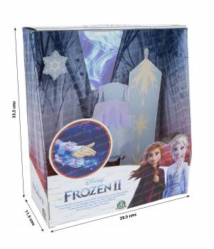 Frozen 2 Frost Action Sleeve